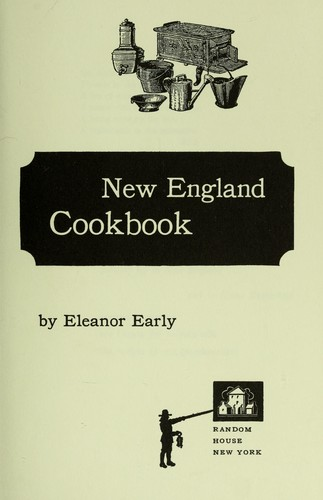 Download New England cookbook