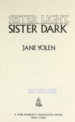 Download Sister Light, Sister Dark