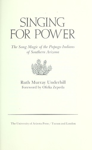 Download Singing for power