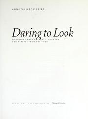 Daring to Look PDF