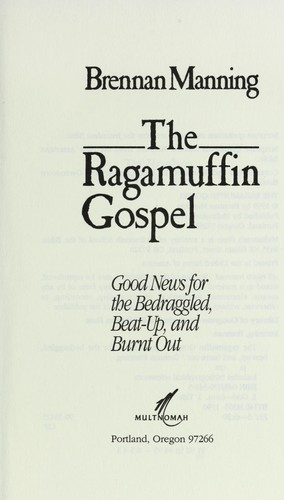 Download The ragamuffin Gospel