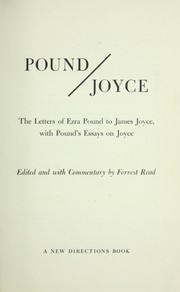 Pound/Joyce; the letters of Ezra Pound to James Joyce PDF