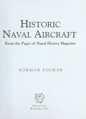 Download Historic naval aircraft
