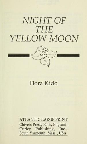 Night of the yellow moon