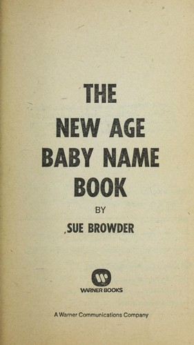 New Age Baby N