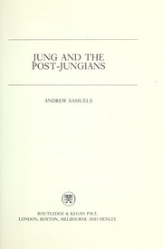 Jung and the post-Jungians PDF