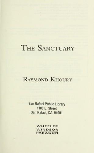 Download The Sanctuary (Wheeler Large Print Book Series)