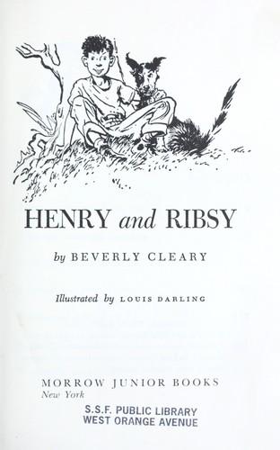 Henry and Ribsy.