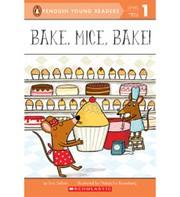 Bake, mice, bake! PDF