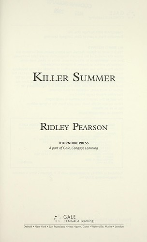 Download Killer summer