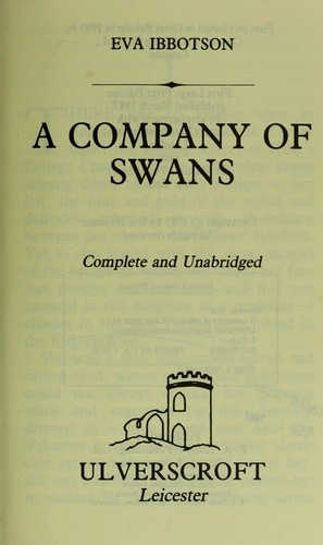 A Company of Swans (Ulverscroft Large Print)