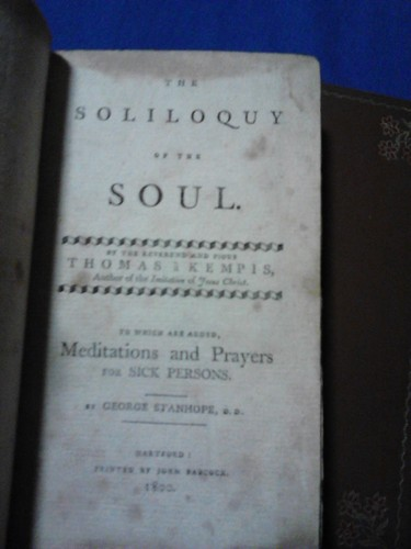 Download The  soliloquy of the soul.