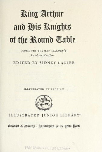 Download King Arthur and his knights of the Round Table