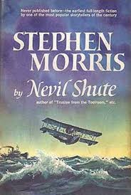 Stephen Morris.