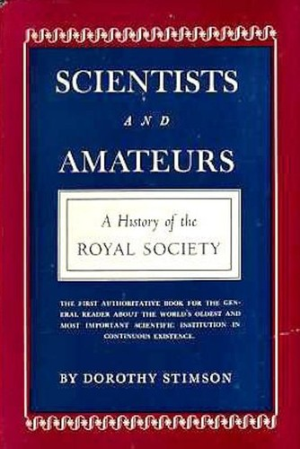 Scientists and amateurs