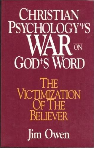 Christian psychology's war on God's word