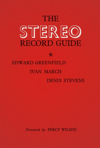 Download The Stereo Record Guide