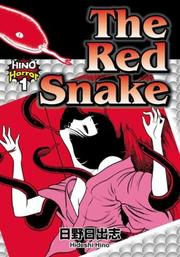 The Red Snake (Hino Horror, 1) PDF