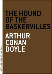 Cover of: The hound of the Baskervilles by Sir Arthur Conan Doyle