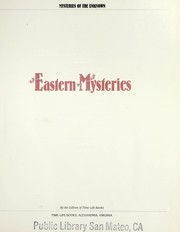 Cover of: Eastern mysteries | by the editors of Time-Life Books.