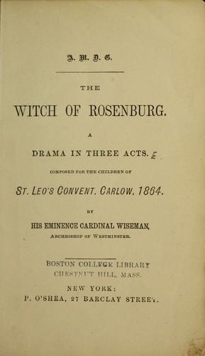 The witch of Rosenburg