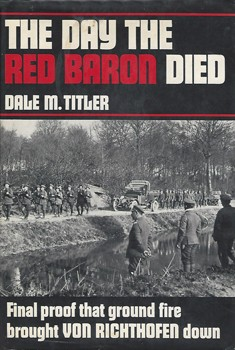 Download The day the Red Baron died