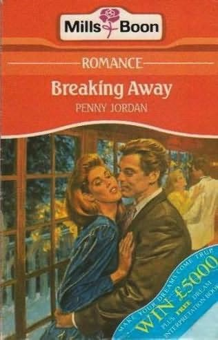 Breaking away.