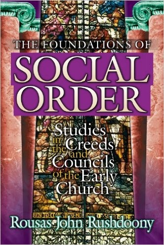 The Foundations of Social Order