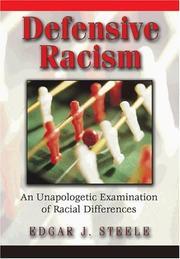Defensive Racism PDF