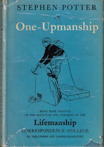 One-upmanship