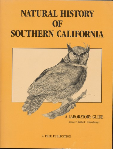 Natural history of Southern California