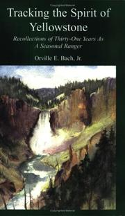 Tracking the Spirit of Yellowstone PDF