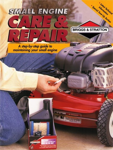 Download Small engine care & repair