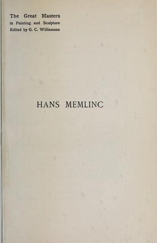 Hans Memlinc