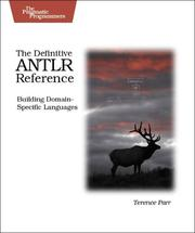 The Definitive ANTLR Reference PDF