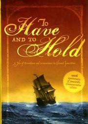 To Have and to Hold PDF