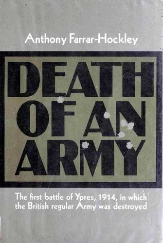 Death of an army