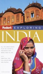 Fodors Exploring India