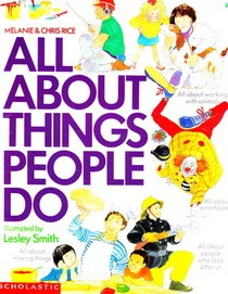 All about things people do
