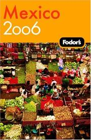 Fodors Mexico 2006