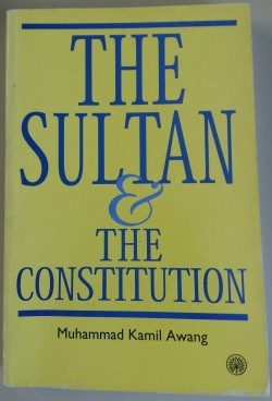 The Sultan & the Constitution