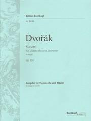 Konzert für Violoncello und Orchester, h-Moll