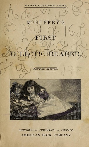 Download McGuffey's first eclectic reader.