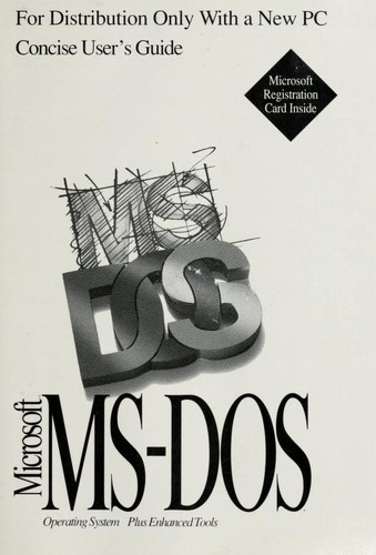 Download MS-DOS user's guide