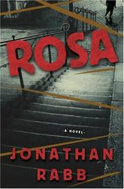 Rosa by Jonathan Rabb