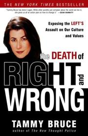 The Death of Right and Wrong PDF