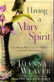 Having a Mary Spirit PDF