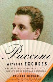 Puccini without excuses PDF