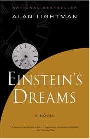 Einstein's dreams by Alan P. Lightman