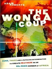 The Wonga Coup by Adam Roberts